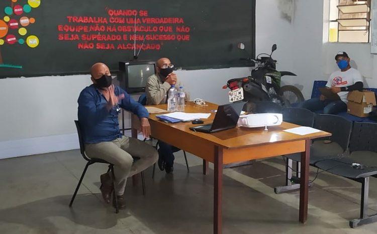 Agentes de endemias recebem capacitação para combater Chikungunya em Mirabela