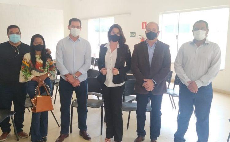 Mirabela participa de debate para implantação de Ecoparque