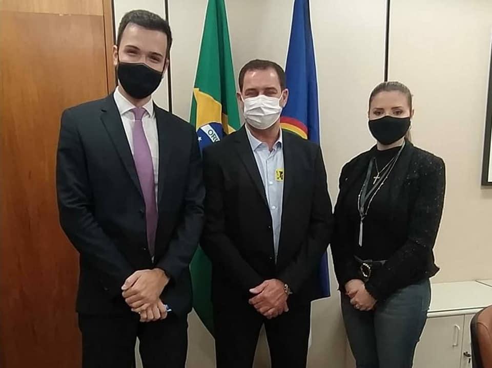 Agenda positiva em Brasília-DF