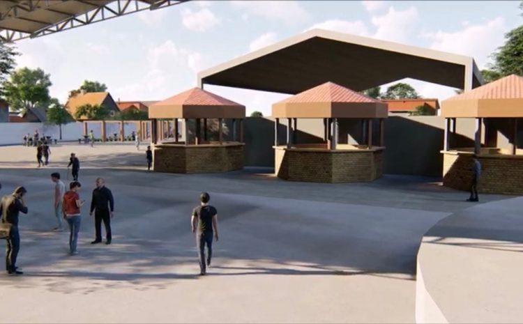 Prefeitura assina ordem de serviço para construção de centro de comercialização da AgriArte